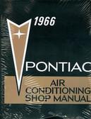1966 66 PONTIAC TEMPEST/GTO AIR CONDITIONING SHOP MANUAL