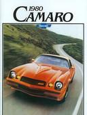 1980 80 CAMARO /Z28 SALES BROCHURE