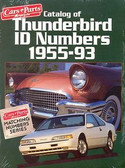 CATALOG OF THUNDERBIRD ID NUMBERS-1955-93