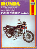 1969 70 71 72 73 74 75 76 77 78 79 HONDA CB750 SOHC FOURS SHOP MANUAL