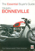 1959 THRU 1988 TRIUMPH BONNEVILLE BUYER'S GUIDE