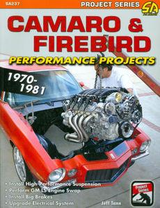 1964 65 66 67 68 69 70 71 72 GTO//FIREBIRD//TRANS AM PARTS INTERCHANGE  MANUAL