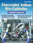 CHEVROLET INLINE SIX-CYLINDER POWER MANUAL-COVERS 194 230 250 292 CID