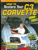 1968 69 70 71 72 74 78 79 80 81 82 CORVETTE - HOW TO RESTORE YOUR C3 CORVETTE