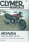 1980 81 82 83 CB900-1100 HONDA FOUR SHOP MANUAL