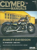 2004 05 06 07 08 09 10 11 12 13 HARLEY DAVIDSON XL SPORTSTER SHOP MANUAL-