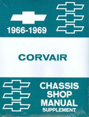 1966-69 CHEVY CORVAIR SHOP MANUAL