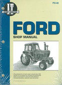 1965 66 67 68 69 70 71 72 73 74 75 FORD TRACTOR SHOP MANUAL-5000 6000 7000