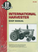 INTERNATIONAL HARVESTER TRACTOR SHOP MANUAL-454 464 574 674 766 826