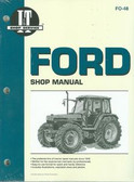 FORD TRACTOR SHOP MANUAL-DIESEL MODELS 5640, 6640,7740,7840,8420, 8340
