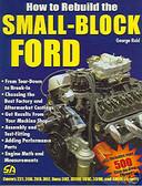 289 302 351W FORD SMALL BLOCK REBUILD/PERF-1963-97