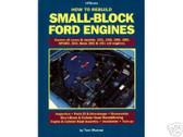 289 302 351W FORD/MERCURY SMALL BLOCK REBUILD-1962-80