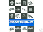 289 352 390 427 428 FORD FACTORY HIGH PERF MANUAL-62-66