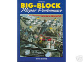 383 400 426 440 BIG BLOCK MOPAR PERFORMANCE-1963-71