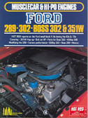 289 BOSS 302 351W FORD - HISTORY & MODIFY FOR PERF