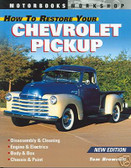35 55 56 63 65 67 69 87 CHEVY PICKUP RESTORATION GUIDE