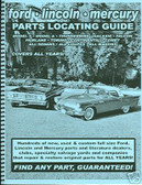 66 68 69 70 71 FAIRLANE/TORINO PARTS LOCATING GUIDE