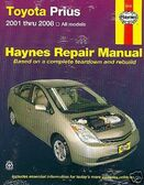 Toyota Prius Manual