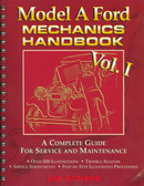 1928 29 30 31 MODEL A FORD MECHANICS HANDBOOK