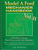 1928 29 30 31 MODEL A FORD MECHANICS HANDBOOK - MODIFY FOR PERFORMANCE