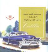 1952 CADILLAC SALES BROCHURE