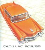 1955 CADILLAC SALES BROCHURE