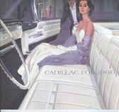 1960 CADILLAC SALES BROCHURE