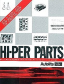 390 406 427 428 FORD (AUTOLITE) HIGH PERFORMANCE PARTS MANUAL