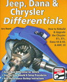 DANA & CHRYSLER DIFFERENTIALS-REBUILD & MODIFY-CHRY 8 1/4, 8 3/4, DANA 44 & 60