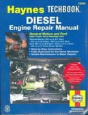 GM/FORD DIESEL ENGINE SHOP MANUAL-COVERS 350,379,397,420,445 & 445 CU. IN.