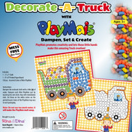 Decorate -A- Truck with Playmais