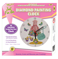 Just For Her Diamond Painting Clock