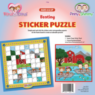 Sticker Puzzle / Boating