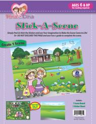 Stick -A- Scene - Walk