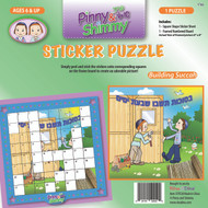 Pinny & SHimmy Sukkah Sticker Puzzle