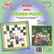 Sticker Puzzle / Hiking