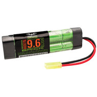 Valken Energy 9.6v 1600mAh NiMH Airsoft Flat Pack Mini Battery