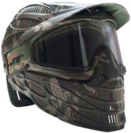 JT Flex 8 Camo Full Coverage Thermal Paintball Mask/Goggles 23087