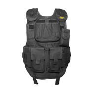 Wrek Tactical Vest Black