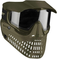 JT Spectra Proshield Green Thermal Paintball Mask/ Goggles