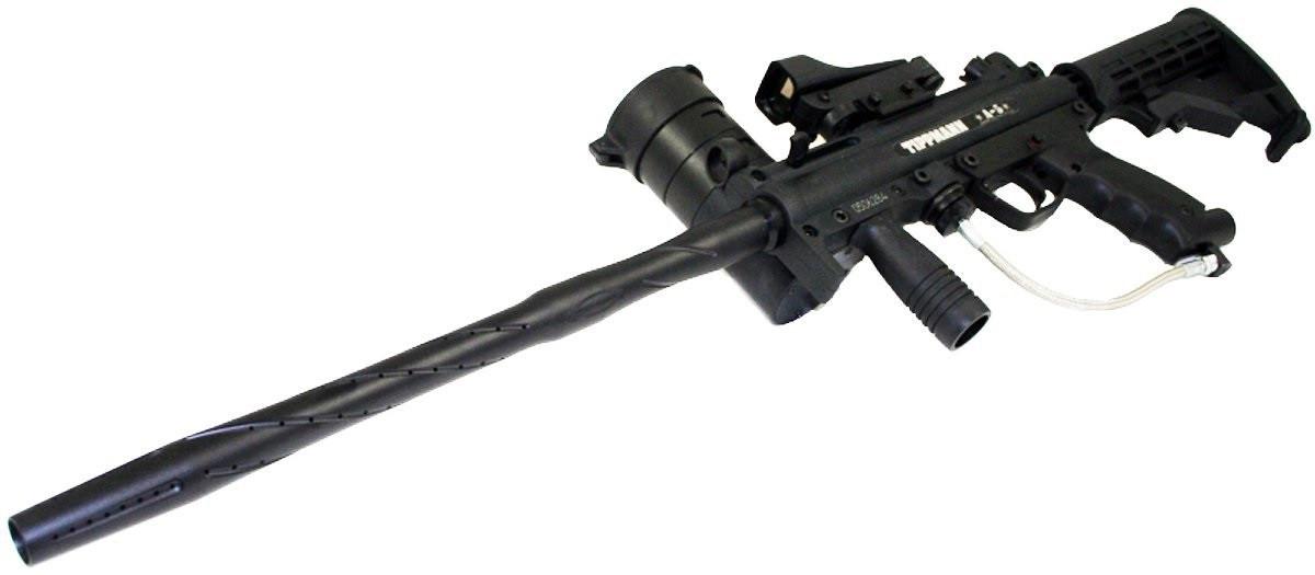 Tippmann A-5 .68 Calibre Paintball Gun Review 1
