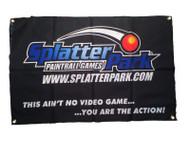 Splatterpark Banner