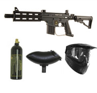 Tippmann Sierra Paintball Marker Gun Package
