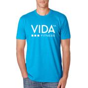 VIDA Unisex Turquoise T-Shirt