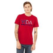 VIDA Unisex RED Friday T-Shirt