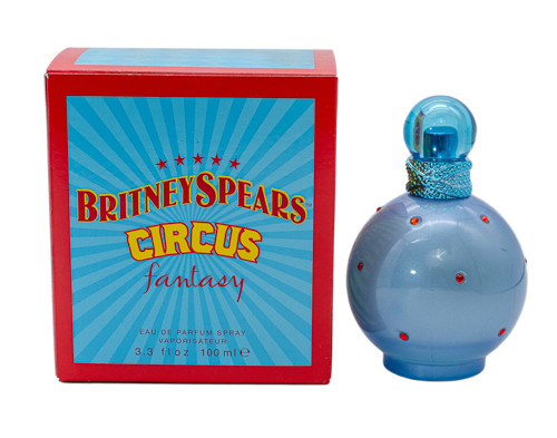 Circus Fantasy By Britney Spears 3 4 Oz Edp For Women Foreverlux