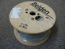 Belden 89907 50 OHM Coax Cable HighTemp RG58 Thinnet Wire 100FT