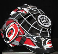 Carolina Hurricanes Franklin NHL Full Size Street Youth Goalie Mask GFM 1500