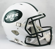 New York Jets NFL Deluxe Replica SPEED Full Size Helmet