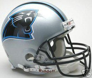 Carolina Panthers 1995-2011 Riddell NFL Authentic Pro Line Full Size Throwback Helmet